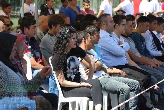 Akhisar'da 19 Mayıs Atatürk'ü Anma, Gençlik ve Spor Bayramı 97 41