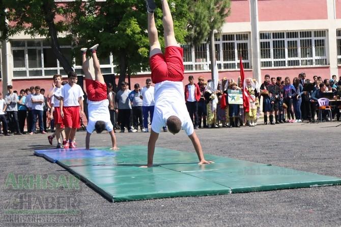 Akhisar'da 19 Mayıs Atatürk'ü Anma, Gençlik ve Spor Bayramı 97 48
