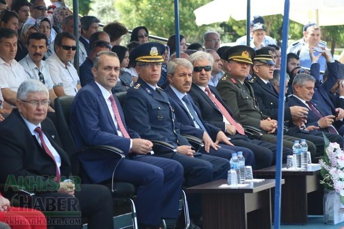 Akhisar'da 19 Mayıs Atatürk'ü Anma, Gençlik ve Spor Bayramı 97 5
