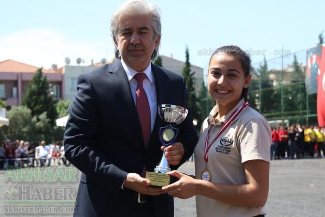 Akhisar'da 19 Mayıs Atatürk'ü Anma, Gençlik ve Spor Bayramı 97 53