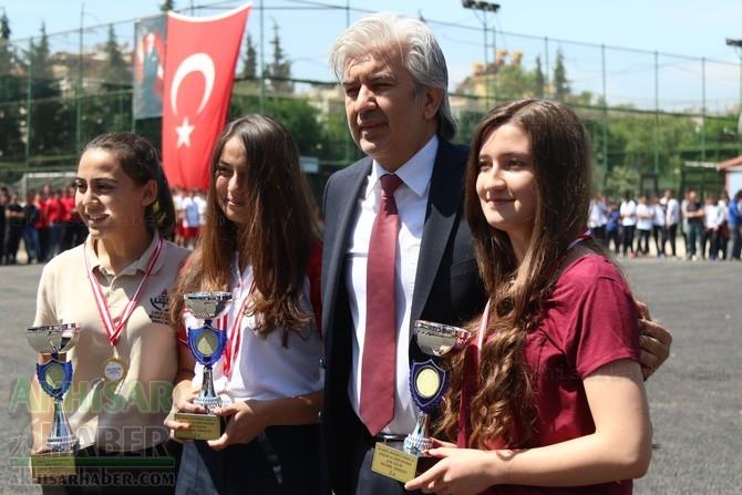 Akhisar'da 19 Mayıs Atatürk'ü Anma, Gençlik ve Spor Bayramı 97 62