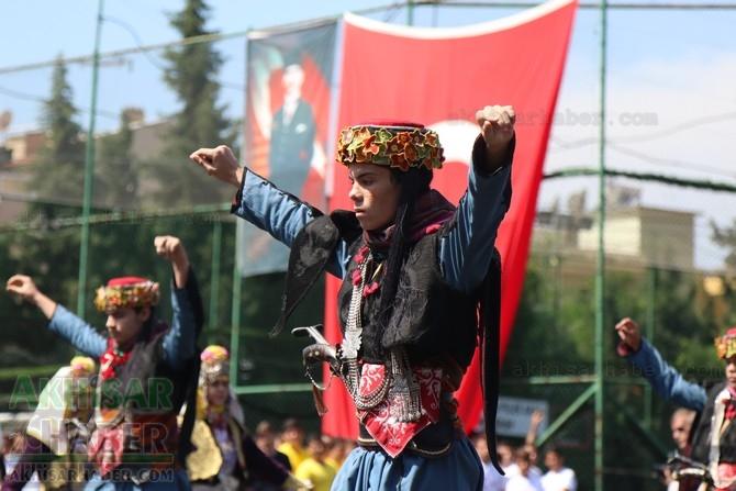 Akhisar'da 19 Mayıs Atatürk'ü Anma, Gençlik ve Spor Bayramı 97 galerisi resim 7