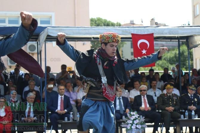 Akhisar'da 19 Mayıs Atatürk'ü Anma, Gençlik ve Spor Bayramı 97 galerisi resim 8