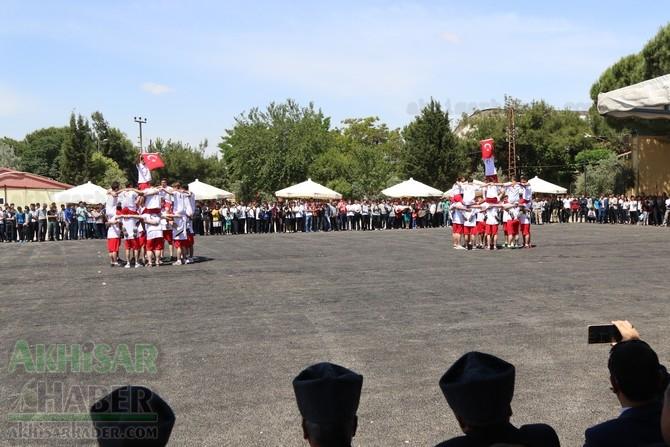 Akhisar'da 19 Mayıs Atatürk'ü Anma, Gençlik ve Spor Bayramı 97 galerisi resim 81