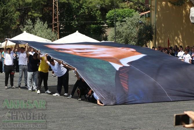 Akhisar'da 19 Mayıs Atatürk'ü Anma, Gençlik ve Spor Bayramı 97 galerisi resim 83