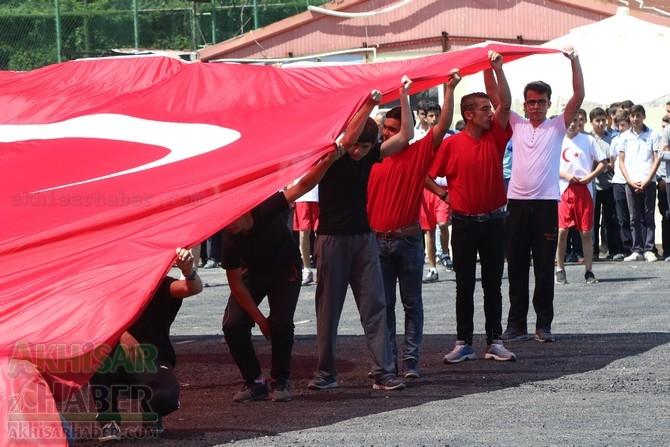 Akhisar'da 19 Mayıs Atatürk'ü Anma, Gençlik ve Spor Bayramı 97 84