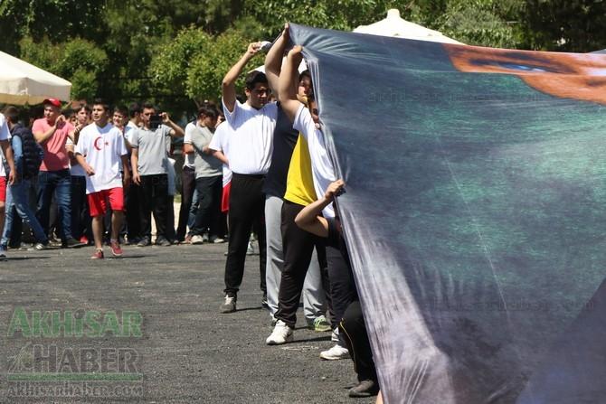 Akhisar'da 19 Mayıs Atatürk'ü Anma, Gençlik ve Spor Bayramı 97 86