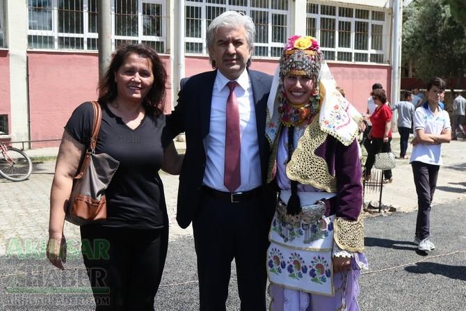 Akhisar'da 19 Mayıs Atatürk'ü Anma, Gençlik ve Spor Bayramı 97 89