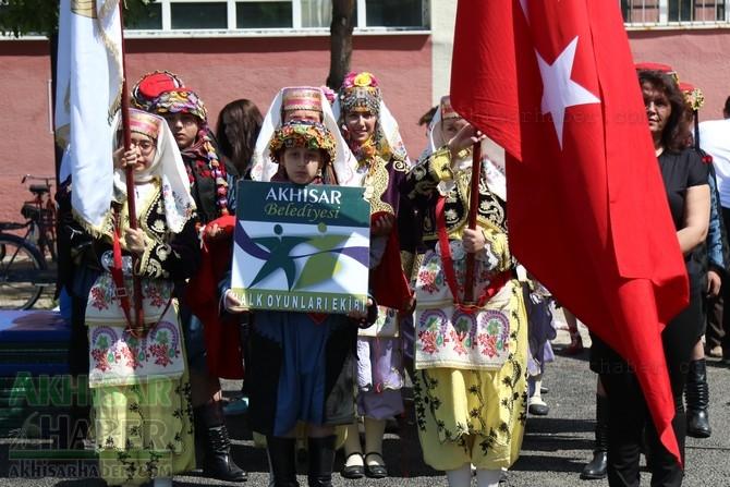 Akhisar'da 19 Mayıs Atatürk'ü Anma, Gençlik ve Spor Bayramı 97 galerisi resim 9