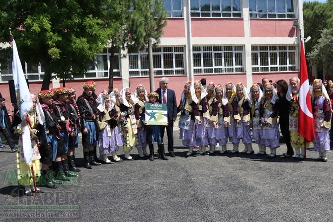 Akhisar'da 19 Mayıs Atatürk'ü Anma, Gençlik ve Spor Bayramı 97 95