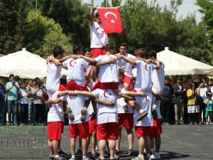 Akhisar'da 19 Mayıs Atatürk'ü Anma, Gençlik ve Spor Bayramı 97