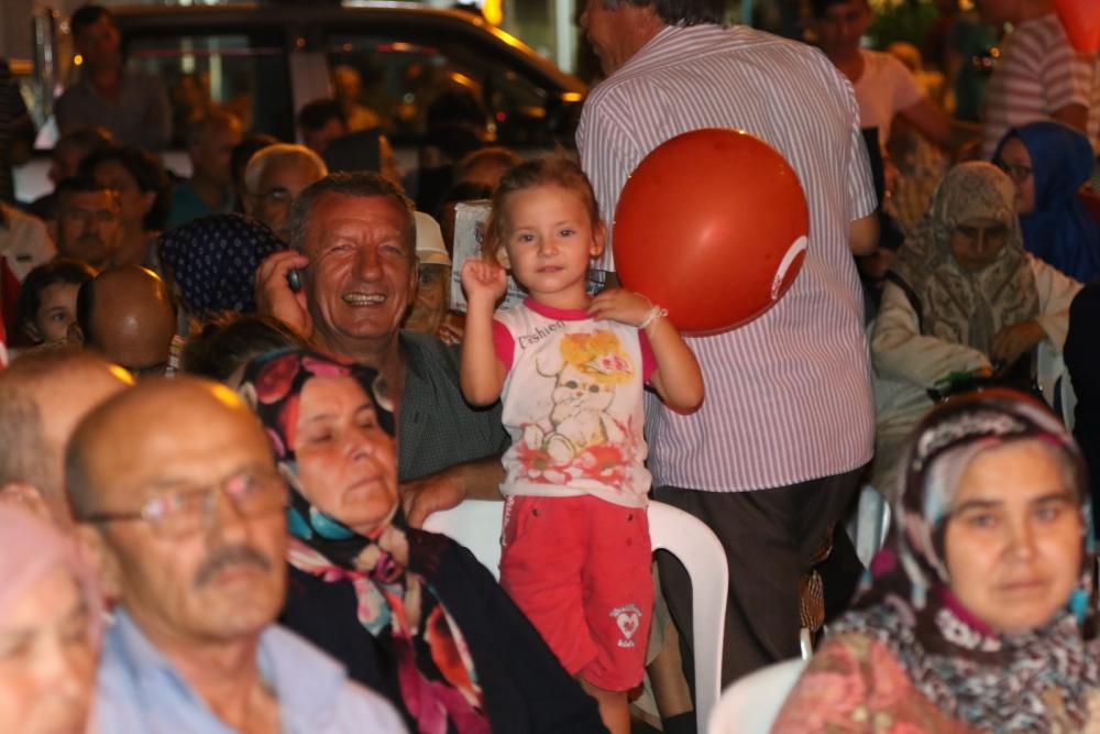 Akhisar'daki demokrasi nöbeti 17. gün galerisi resim 14