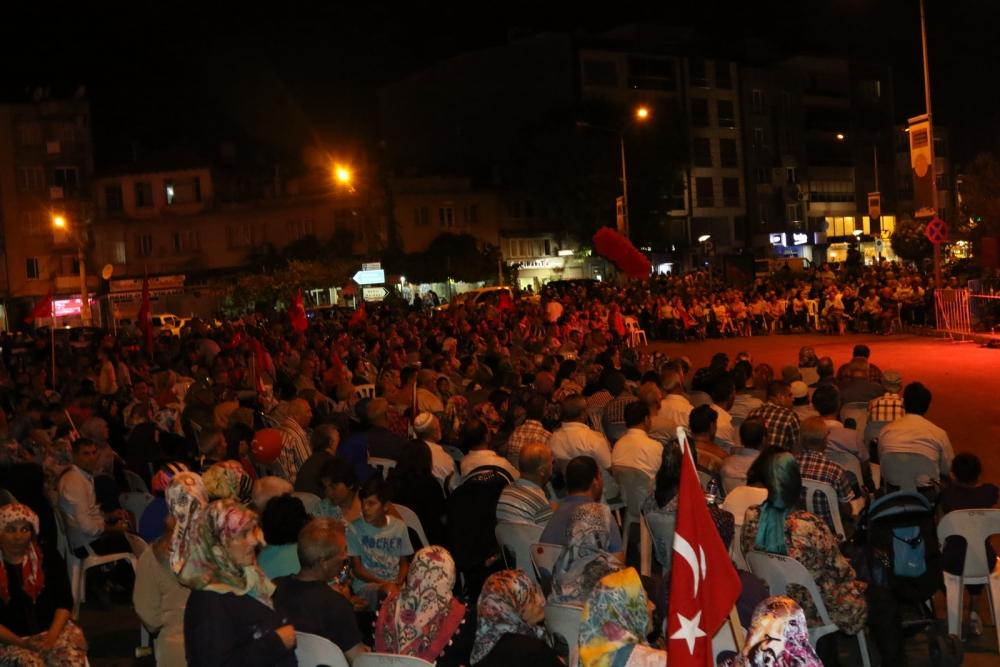 Akhisar'daki demokrasi nöbeti 17. gün galerisi resim 22