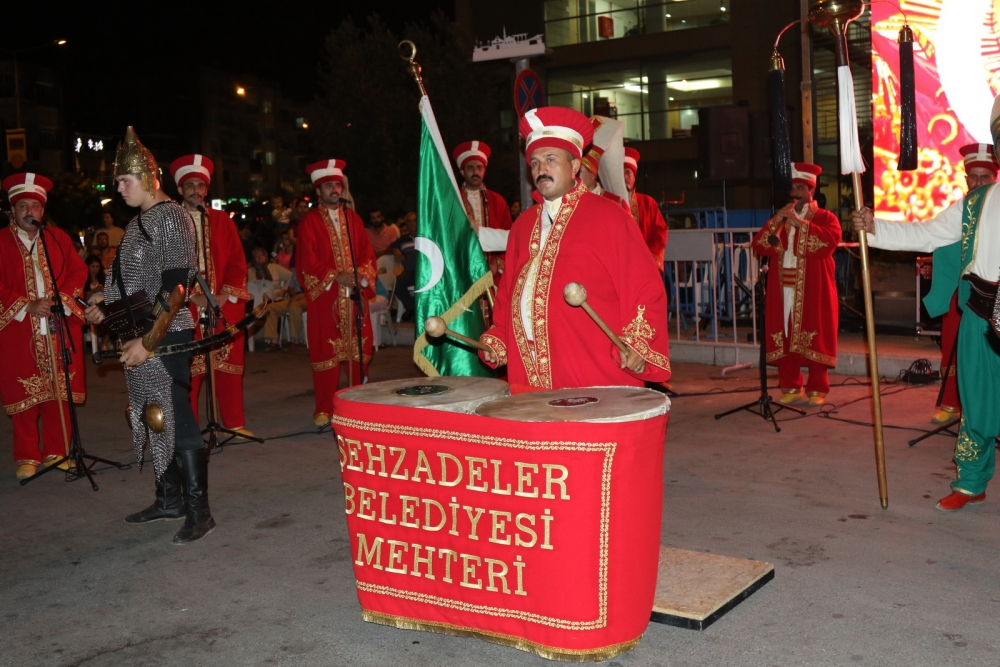 Akhisar'daki demokrasi nöbeti 17. gün 9