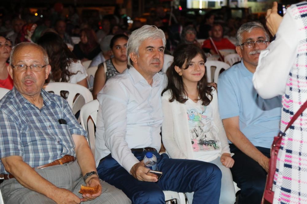 Akhisar demokrasi nöbeti 18. günü 21