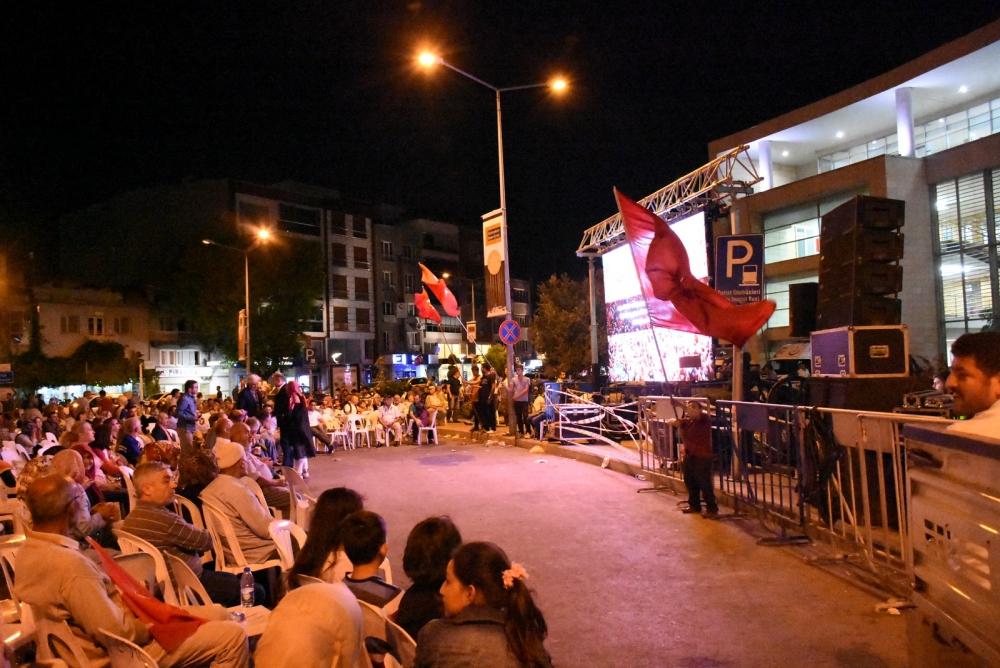 Akhisar demokrasi nöbeti 18. günü 29