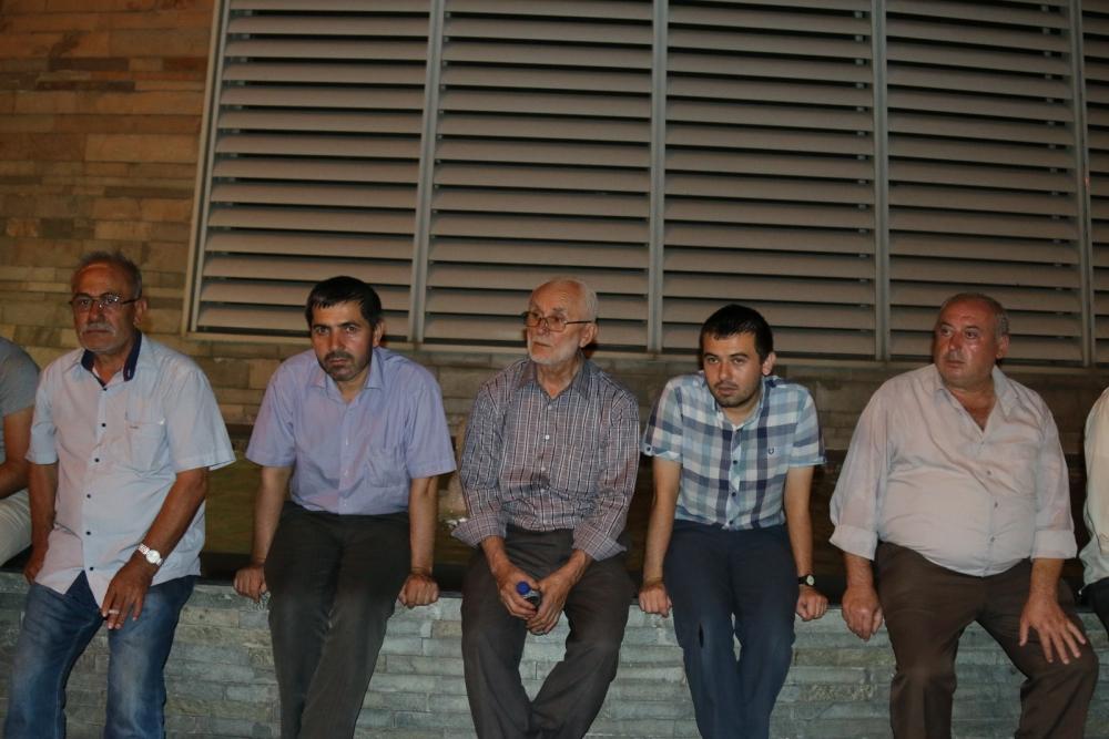 Akhisar demokrasi nöbeti 18. günü 36