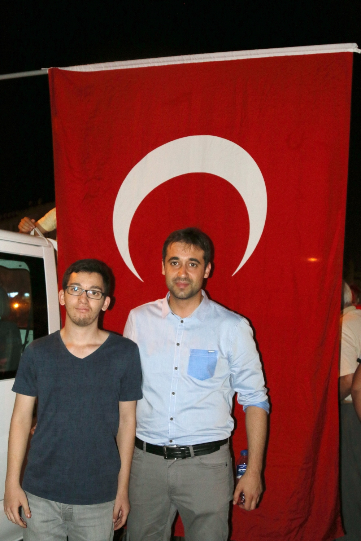 Akhisar demokrasi nöbeti 18. günü 53