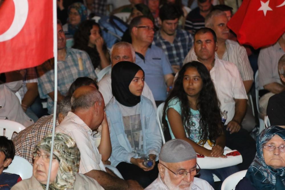 Akhisar'da demokrasi nöbetinin 19.günü galerisi resim 13