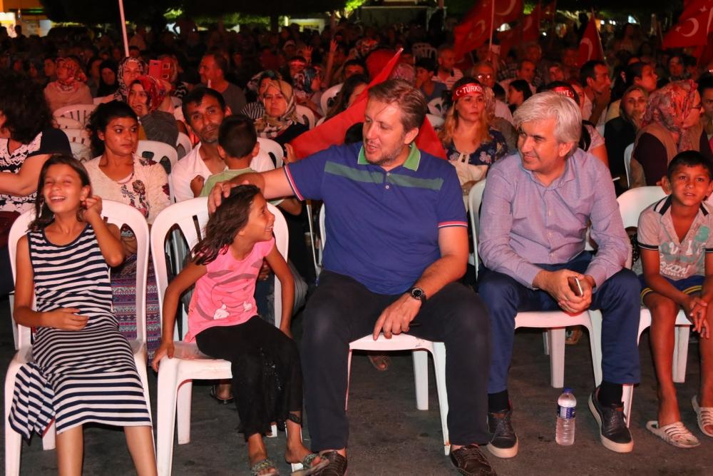 Akhisar'da demokrasi nöbetinin 19.günü 17