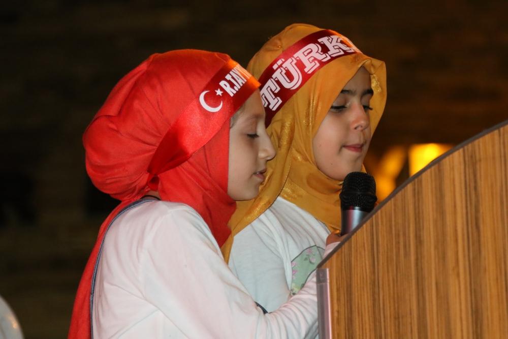 Akhisar'da demokrasi nöbetinin 19.günü 34