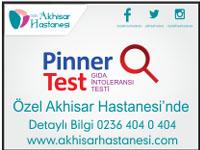 Pinner Test Özel Akhisar Hastanesinde