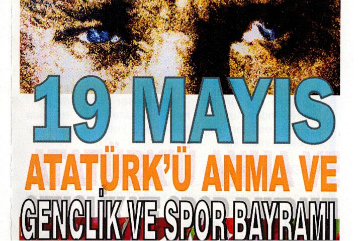 19 Mayıs Programı Açıklandı