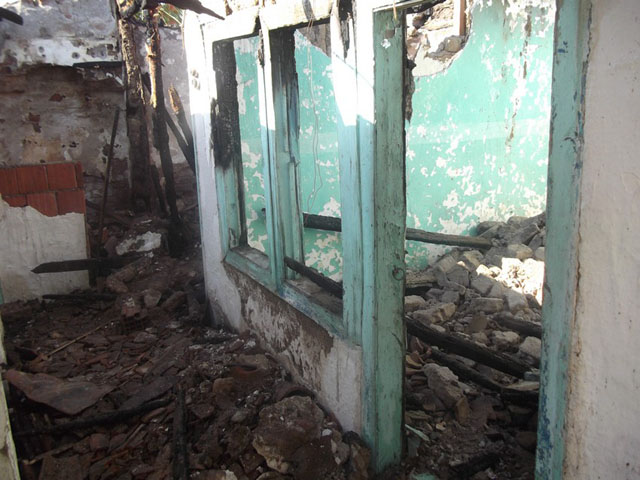 Paşa Mahallesi'nde Korkutan Yangın