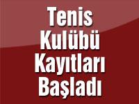Anadolu Sağlık Meslek Lisesi Tenis Kulübü Kayıtları Başladı