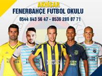Akhisar'da Fenerbahçe Futbol Okulu Açılıyor