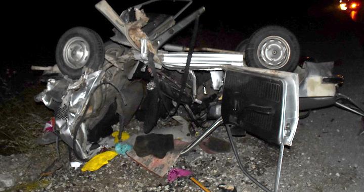 Akhisar-Gölmarmara Arasında Feci Kaza