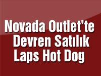Novada Outlet'te Devren Satılık Laps Hot Dog