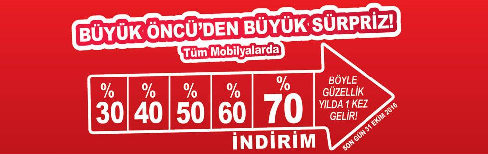 Büyük Öncü AVM   Mobilya kampanyası