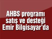 AHBS programı satış ve desteği Emir Bilgisayar'da