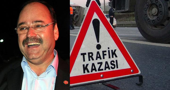 Akhisar Belediyespor'un eski başkanı kazada hayatını kaybetti