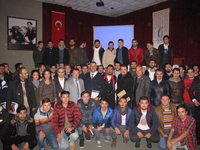 Otomotiv Teknolojisi Öğrencileri sektörle buluştu