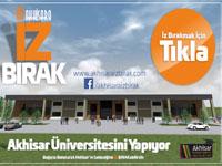 Akhisar'a iz bırak