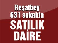 Akhisar Reşatbey Mahallesi 631 sokakta satılık daire