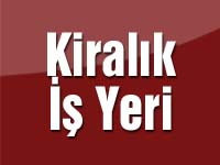 Kiralık İş Yeri