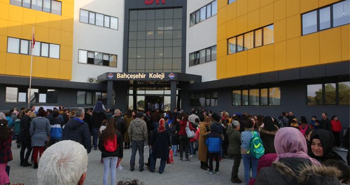 Bahçeşehir Koleji'ne Yoğun İlgi