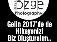 Gelin 2017'de de hikayenizi biz oluşturalım