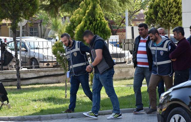 Merkez çarşı saldırısının faili tutuklandı
