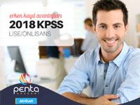 Penta Akademi 2018 KPSS erken kayıtlarına yoğun ilgi devam ediyor