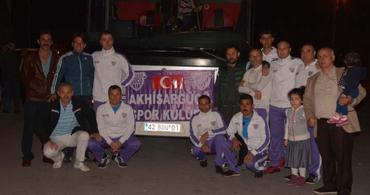 ATD Akhisargücü Veteranlar Antalya'ya Gitti