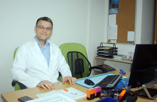 Yeni cildiye uzmanı Özel Akhisar Hastanesi'nde