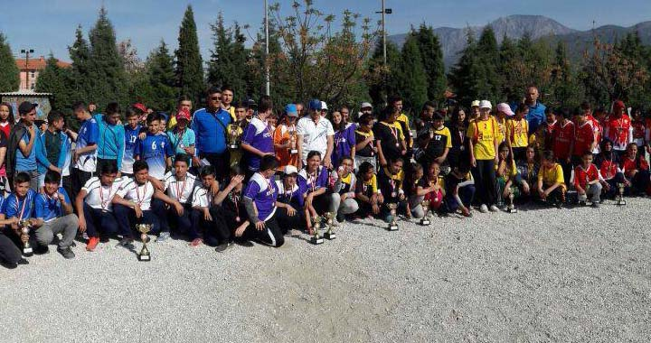 Manisa'da Boccenin şampiyonları belli oldu