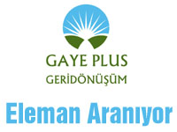 Gaye Plus firmasına eleman aranıyor
