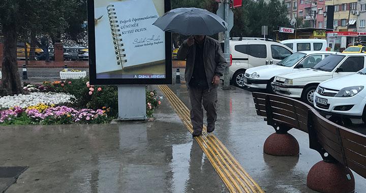 Yağmurlar ne kadar sürecek, Valilik açıklama yaptı!
