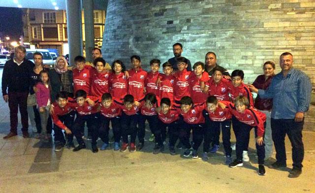 Yıldırımspor, Antalya 1. WOW kremlin cup turnuvasına katıldı