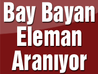 Bay - Bayan eleman aranıyor